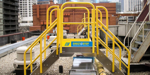 OSHA Fine Changes Crossover Stairs