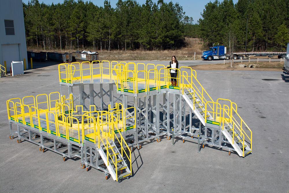 AeroStep MP Series Boeing Installation