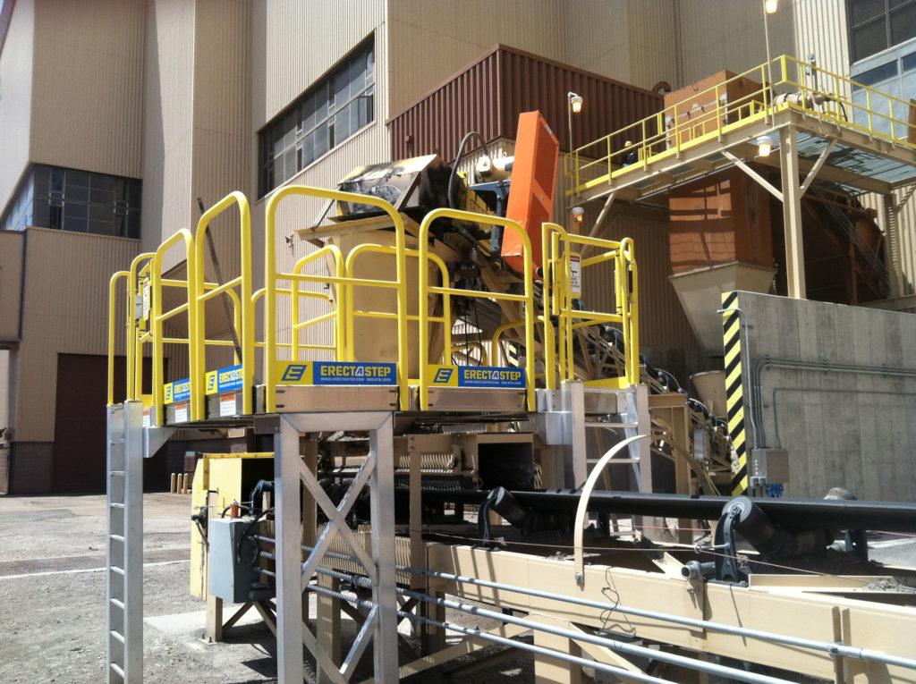 ErectaStep_escalante generating station