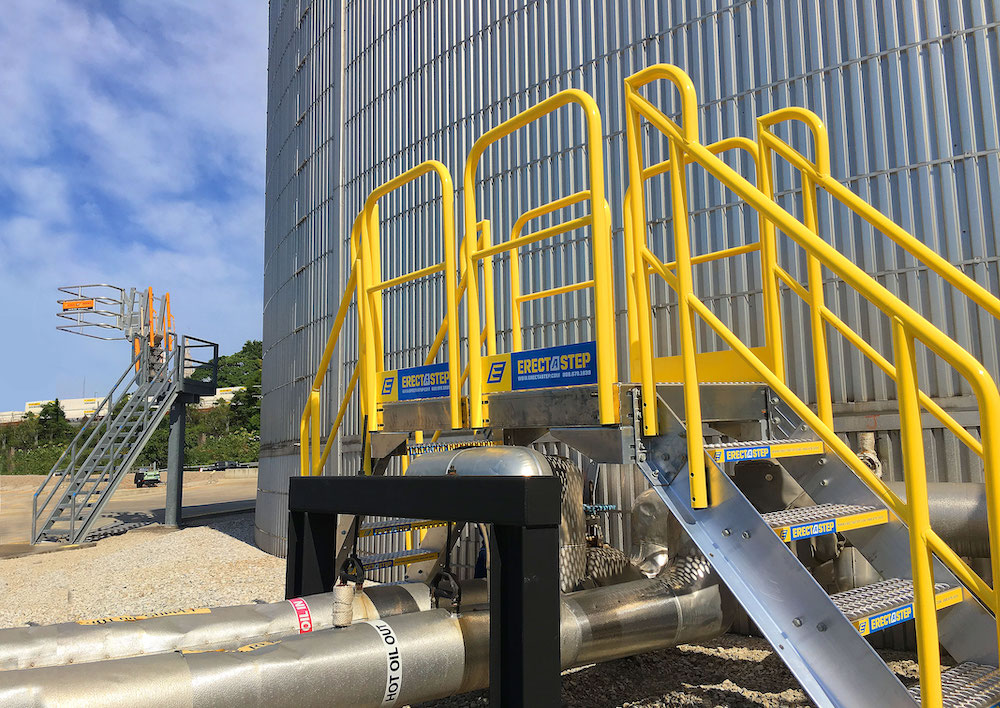 Marathon Petroleum Tank Farm Crossover and Loading Rack