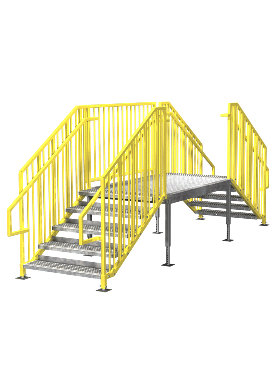 Portable Stairs U2013 Multiple Entries