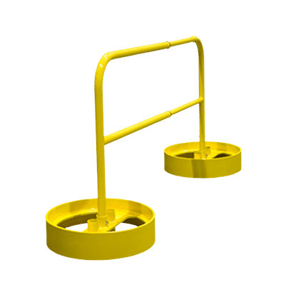 Portable Aluminum Safety Railing Systems | YellowGate