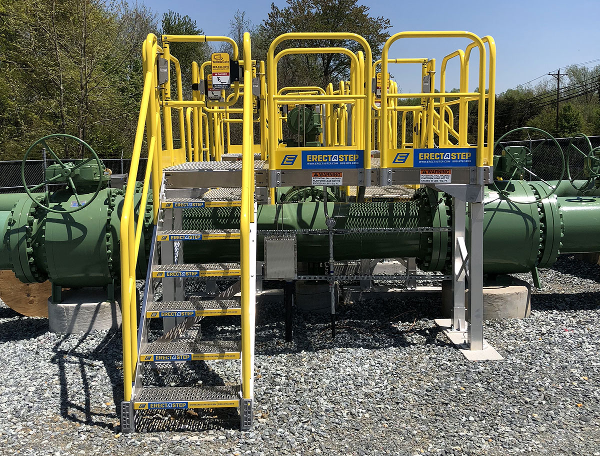 Propane Facility Crossover Project 2