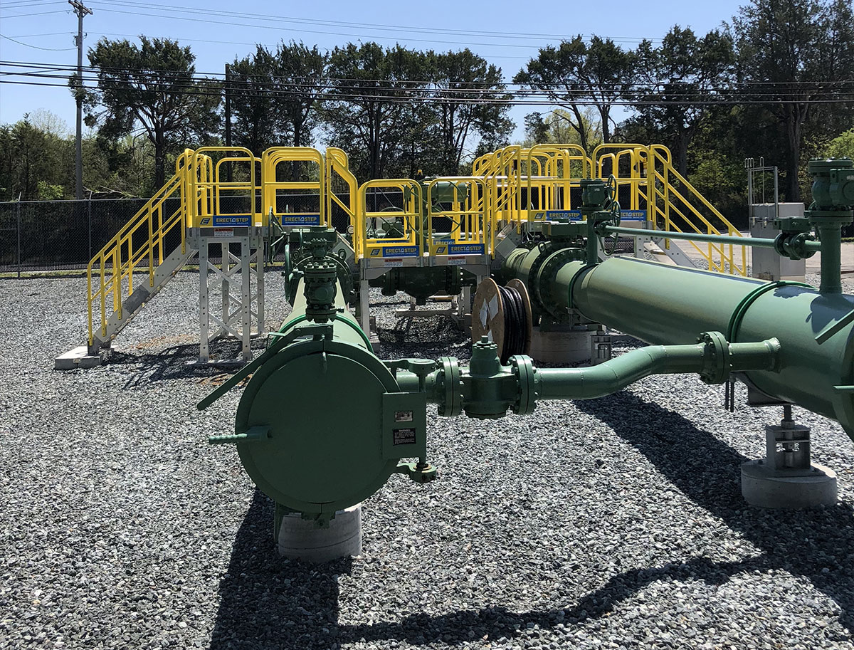 Propane Facility Crossover Project